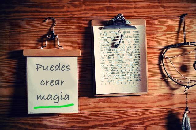crea magia con tu post