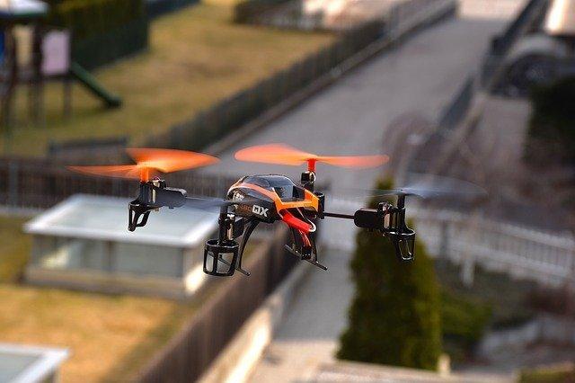 negocios drones 2020