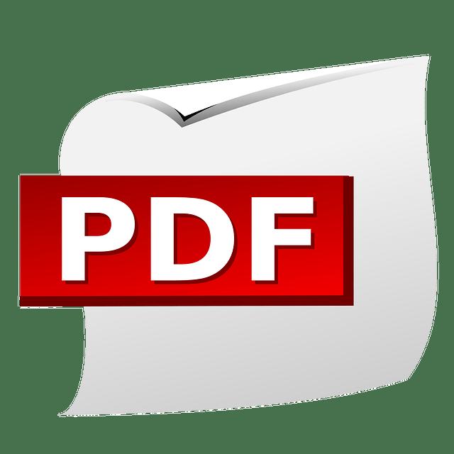 preparar un informe en pdf